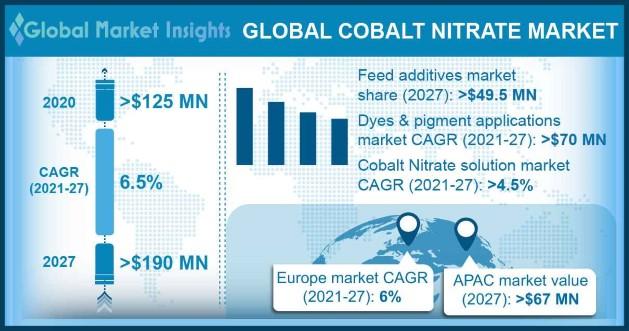 Cobalt Nitrate Market Outlook