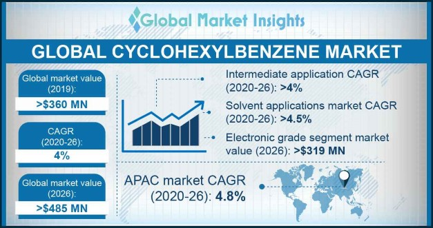 Cyclohexylbenzene Market Outlook