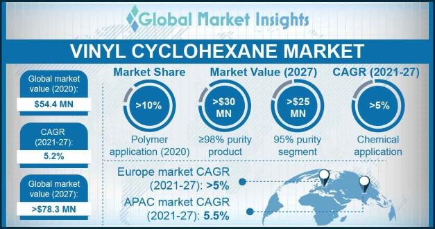 Vinyl Cyclohexane Market Outlook