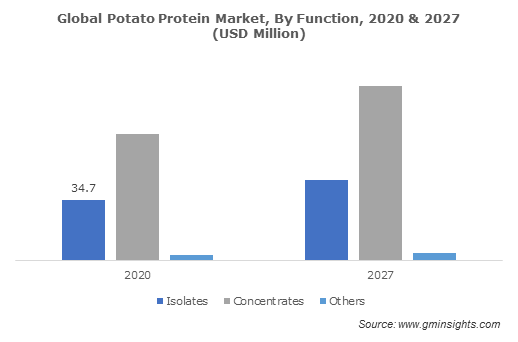 Global Potato Protein Market By Function