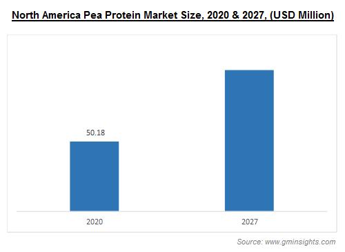 North America Pea Protein Market