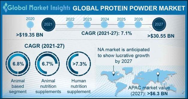 Protein Powder Market