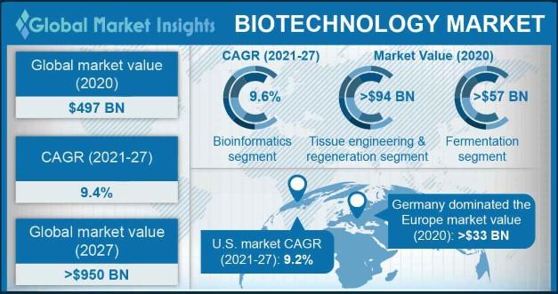 Biotechnology Market Overview