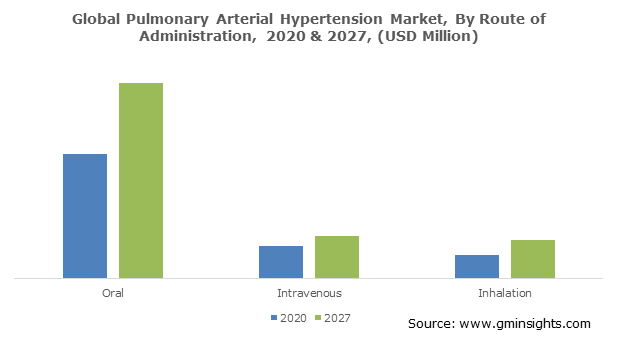 Pulmonary Arterial Hypertension Market Size