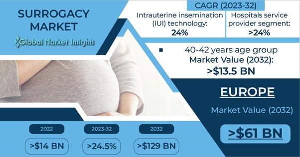 Surrogacy Market Overview