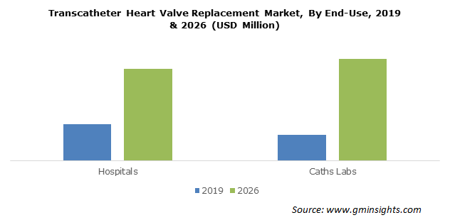 Transcatheter Heart Valve Replacement Market By End-Use