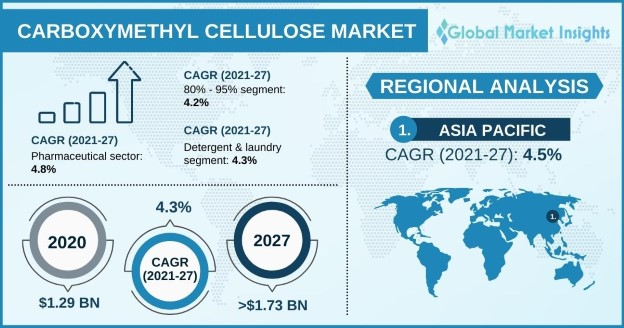 Carboxymethyl Cellulose Market Outlook